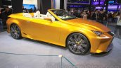 Lexus LF-C2 front quarter at the 2015 Chengdu Motor Show