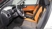 MG 3SW seats at the 2015 Chengdu Motor Show