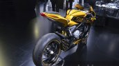 MV Agusta F3 800 rear three quarters inspired by the Mercedes-AMG GT at IAA 2015