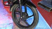 Mahindra Centuro Rockstar alloy wheel at Nepal Auto Show 2015