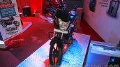 Mahindra Centuro Rockstar headlamp at Nepal Auto Show 2015