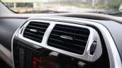 Mahindra TUV300 AC vents first drive review