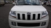 Mahindra TUV300 front end first drive review