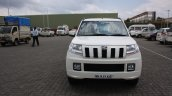 Mahindra TUV300 front first drive review
