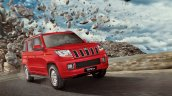 Mahindra TUV300 front three quarters website image