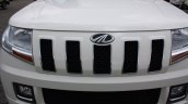 Mahindra TUV300 grille first drive review
