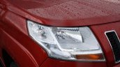 Mahindra TUV300 headlamp first drive review