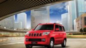 Mahindra TUV300 in the city website image