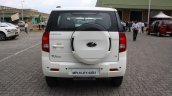 Mahindra TUV300 rear first drive review