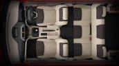Mahindra TUV300 seats website image