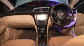 Maruti Ciaz SHVS dashboard launched in Delhi