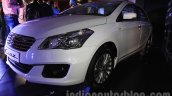 Maruti Ciaz SHVS front quarter launched in Delhi
