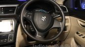 Maruti Ciaz SHVS steering launched in Delhi