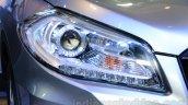 Maruti Suzuki S-Cross headlamp at the 2015 Nepal Auto Show