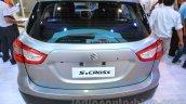 Maruti Suzuki S-Cross rear at the 2015 Nepal Auto Show