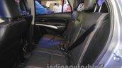 Maruti Suzuki S-Cross rear cabin at the 2015 Nepal Auto Show