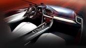 Mazda Koeru Concept press image
