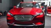 Mazda Koeru Concept front fascia at IAA 2015
