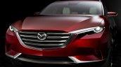 Mazda Koeru Concept front press image