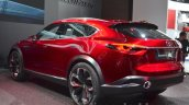 Mazda Koeru Concept rear three quarter left at IAA 2015