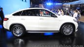 Mercedes-AMG GLE 63 Coupe profile at the 2015 Chengdu Motor Show