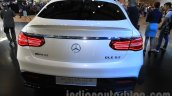 Mercedes-AMG GLE 63 Coupe rear at the 2015 Chengdu Motor Show