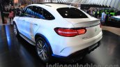 Mercedes-AMG GLE 63 Coupe rear quarter at the 2015 Chengdu Motor Show
