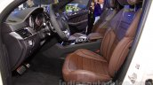 Mercedes-AMG GLE 63 Coupe seats at the 2015 Chengdu Motor Show