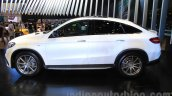 Mercedes-AMG GLE 63 Coupe side at the 2015 Chengdu Motor Show