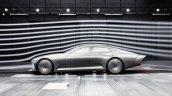 Mercedes Concept IAA coefficient of drag 0.19 cd
