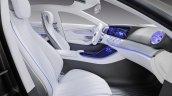 Mercedes Concept IAA for the 2015 Frankfurt Motor Show dashboard
