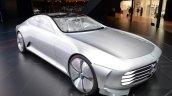 Mercedes Concept IAA front three quarters left at IAA 2015