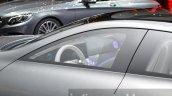 Mercedes Concept IAA interior at IAA 2015