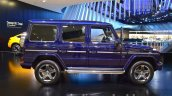 Mercedes G500 V8 side right at IAA 2015