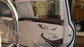 Mercedes Maybach S600 Pullman door trims at IAA 2015