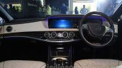 Mercedes-Maybach S600 cabin India launch