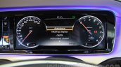 Mercedes-Maybach S600 cluster India launch