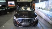 Mercedes-Maybach S600 front India launch