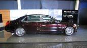 Mercedes-Maybach S600 side India launch