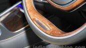 Mercedes-Maybach S600 steering India launch