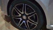 Mercedes V-Class AMG Line alloy wheel at IAA 2015