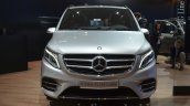 Mercedes V-Class AMG Line front at IAA 2015