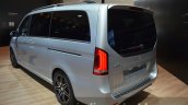 Mercedes V-Class AMG Line rear three quarter left at IAA 2015