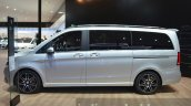 Mercedes V-Class AMG Line side view at IAA 2015