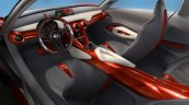 Nissan Gripz Concept dashboard official image