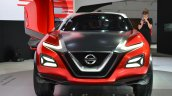 Nissan Gripz Concept front at IAA 2015