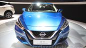 Nissan Lannia front at the 2015 Chengdu Motor Show