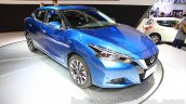 Nissan Lannia front three quarter at the 2015 Chengdu Motor Show