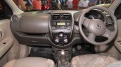 Nissan Micra dashboard at the 2015 NADA Show