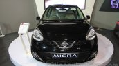 Nissan Micra front at the 2015 NADA Show